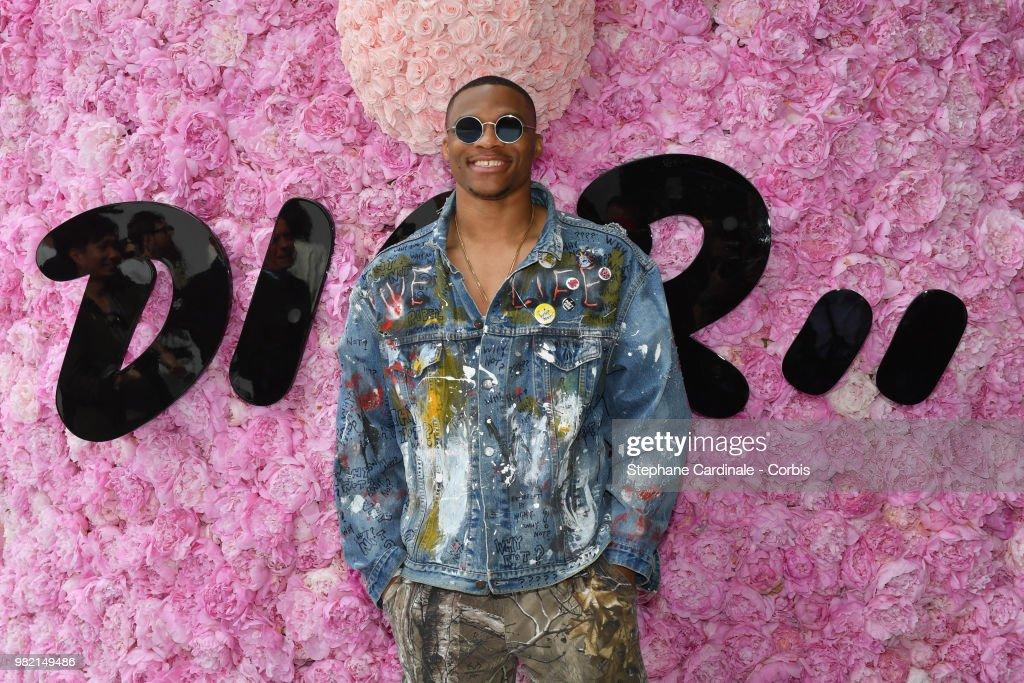 63a5d9c26630 Dior Homme   Front Row - Paris Fashion Week - Menswear Spring Summer 2019