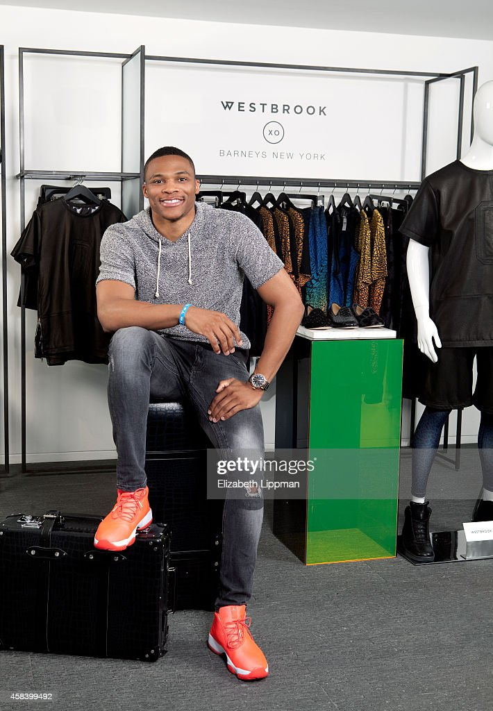 Russell Westbrook, Wall Street Journal, September 26, 2014