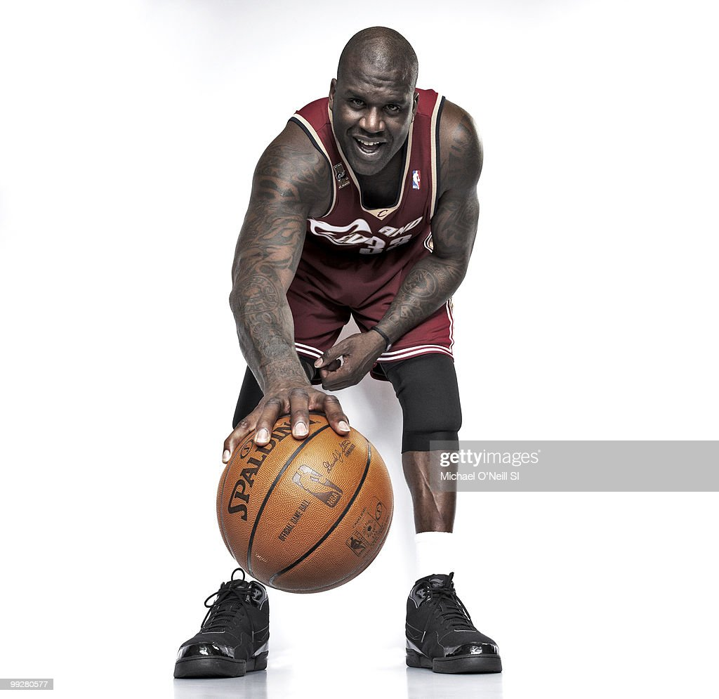 Shaquille O'Neal, Sports Illustrated, May 17, 2010