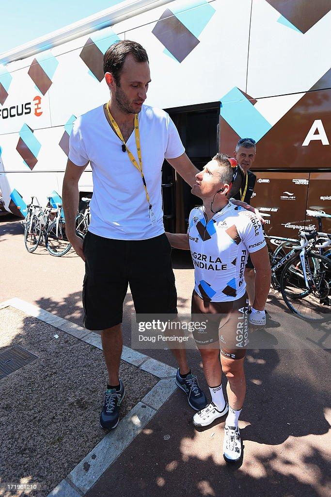 Le Tour de France 2013 - Stage Two
