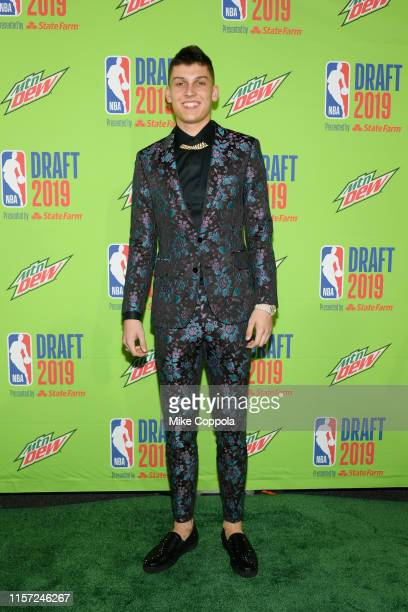 Basketball player Tyler Herro attends the 2019 NBA Draft at Barclays Center on June 20 2019 in New York City