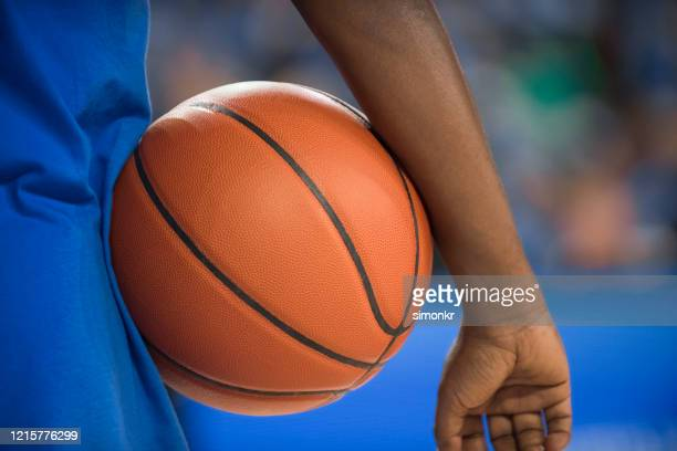 basketball player with ball - nba stock pictures, royalty-free photos & images