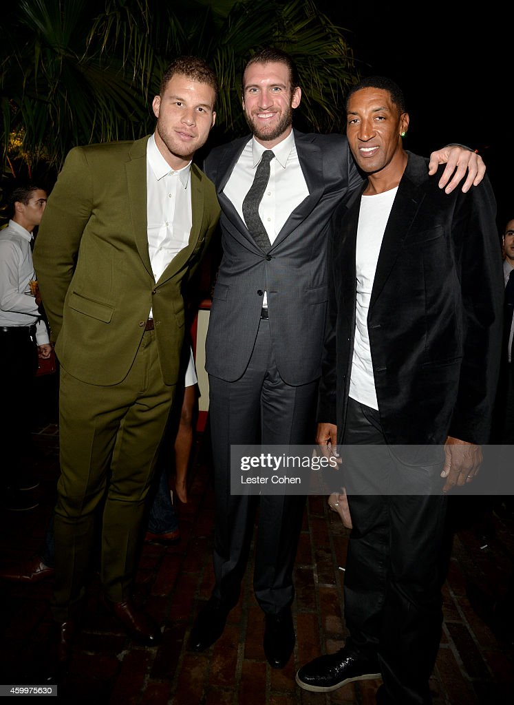 2014 GQ Men Of The Year Party - Inside