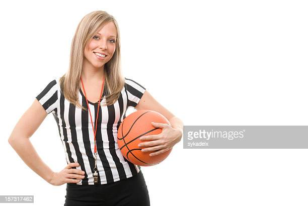 Arbitro di pallacanestro