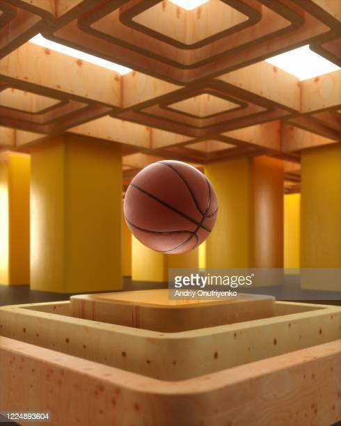basketball stage - basketball competition stock pictures, royalty-free photos & images