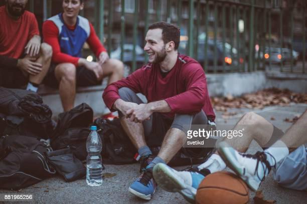 Équipe de basket-ball de la hotte
