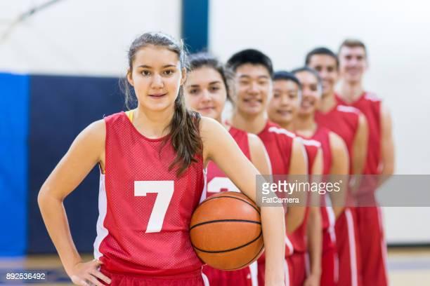 Basketball Team Photos
