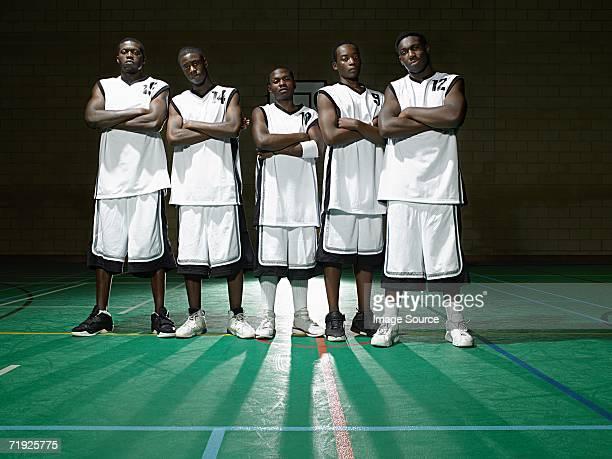 basketball team - バスケットボールのユニフォーム ストックフォトと画像