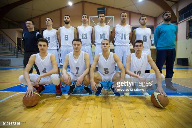 basketball team - basketball team stock pictures, royalty-free photos & images