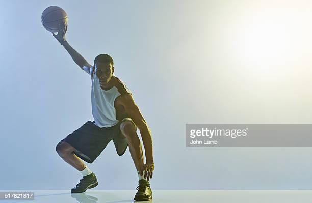 Basketball technique