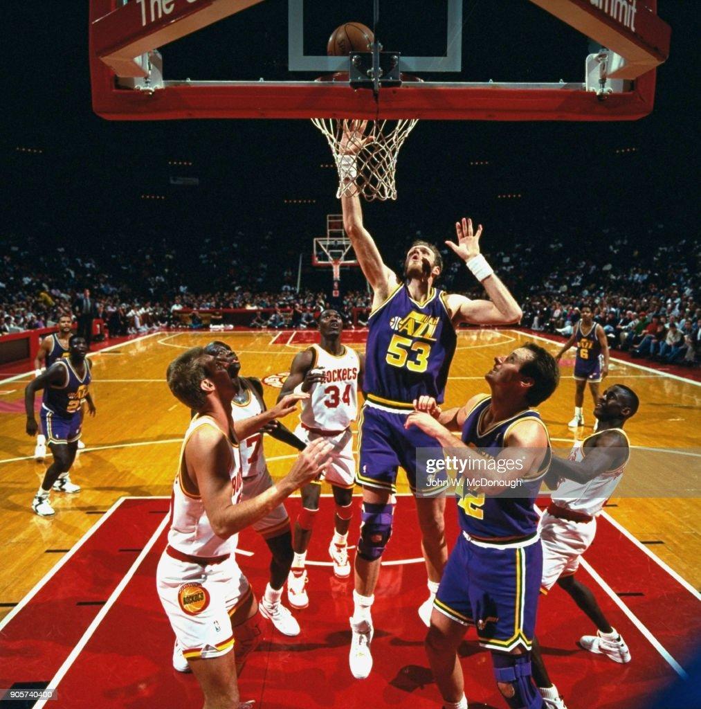 Houston Rockets Vs Utah Jazz