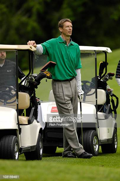 Where Are They Now Former NBA player Detlef Schrempf during 17th Annual Detlef Schrempf Foundation Celebrity Golf Classic at McCormick Woods GC The...