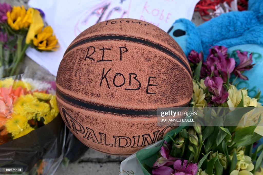 BASKET-NBA-BRYANT-DEATH : News Photo