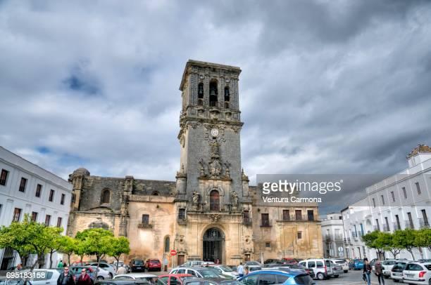 Basílica de Santa María de la Asunción - Arcos de la Frontera