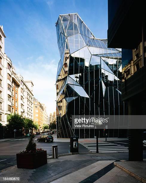 Basque Health Department Headquarters Bilbao Spain Architect Coll Barreu Arquitectos Basque Health Department Headquarters Afternoon View On A Sunny...