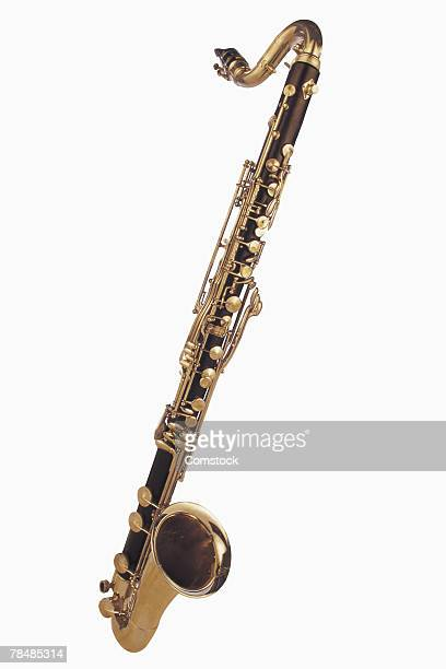 bass clarinet - clarinete fotografías e imágenes de stock