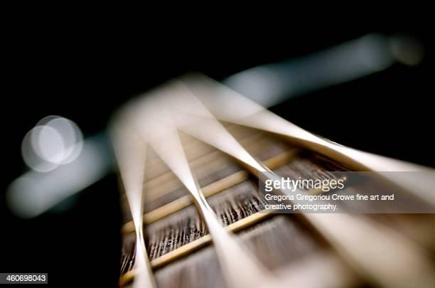 bass guitar - gregoria gregoriou crowe fine art and creative photography. stock-fotos und bilder
