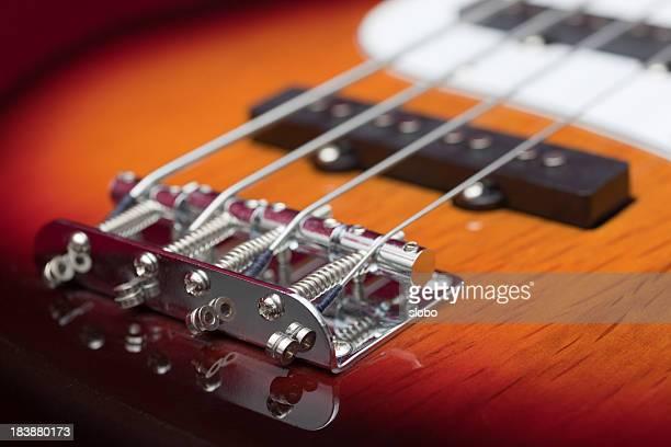 Bass Guitar Sunburst