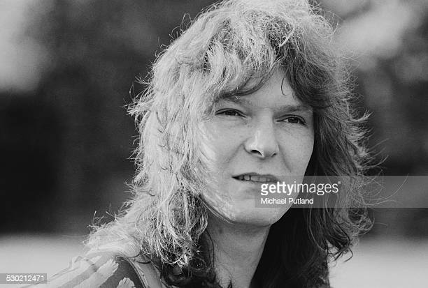 Bass guitarist Chris Squire of English progressive rock group Yes UK 19th September 1974