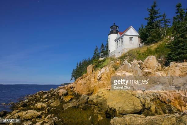 Bass Harbor Head Lighthouse, Maine, USA