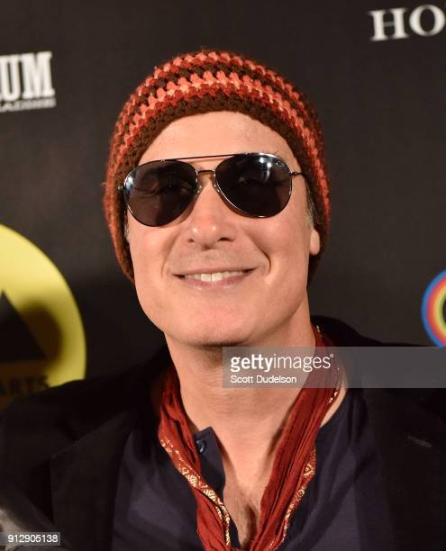 Bass player Robert DeLeo of Stone Temple Pilots attends the Adopt the Arts annual rock gala at Avalon Hollywood on January 31 2018 in Los Angeles...