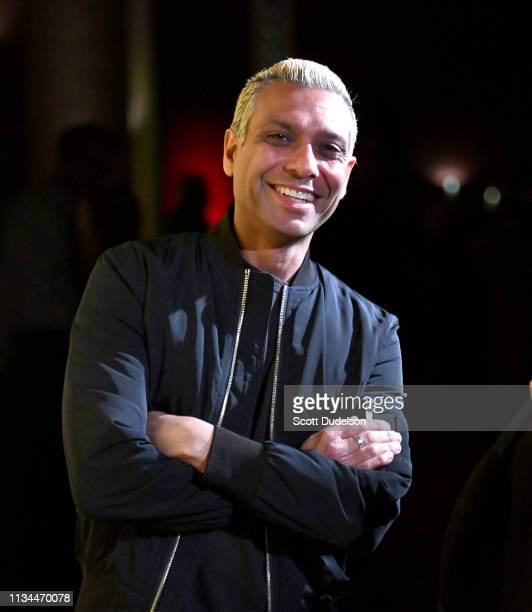 Bass player Tony Kanal founding member of No Doubt, attends the 7th Annual Adopt the Arts Benefit Gala at The Wiltern on March 07, 2019 in Los...
