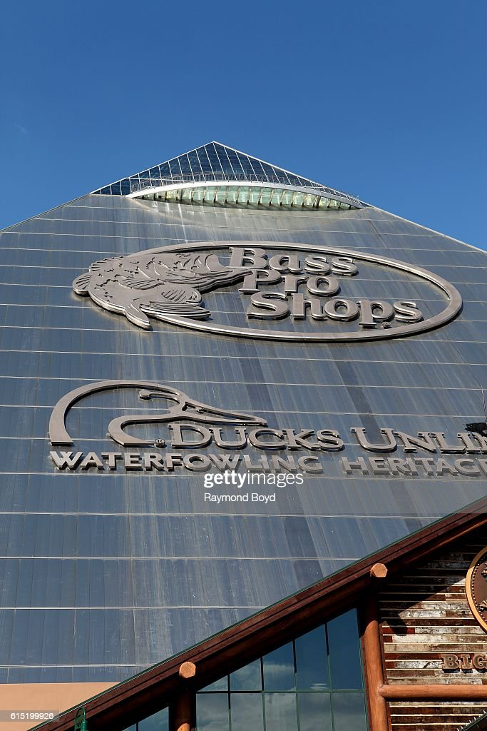 Bass Pro Shops At The Pyramid In Memphis Tennessee On October 3 News Photo Getty Images