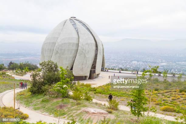 temple de bassai à santiago du chili - saint sacrement photos et images de collection