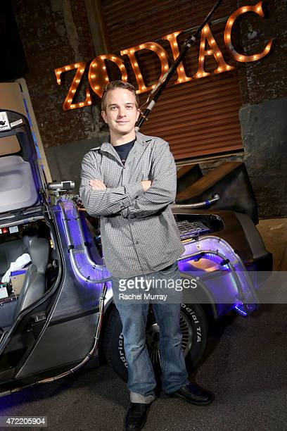 Bassassin attends an exclusive launch party introducing Zodiac Vodka to the California market hosted by Zodiac Vodka and Scooter Braun on May 4 2015...
