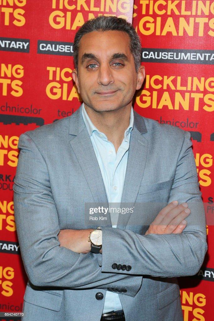 """Tickling Giants"" New York Premiere"
