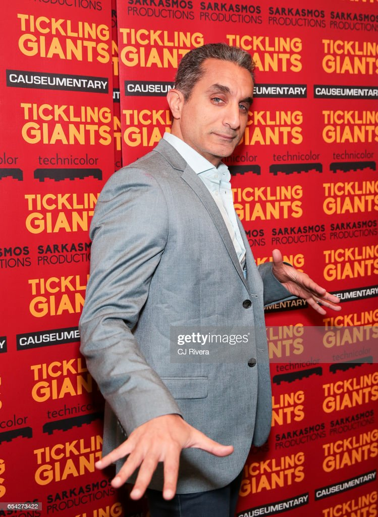 """Tickling Giants"" New York Premiere"