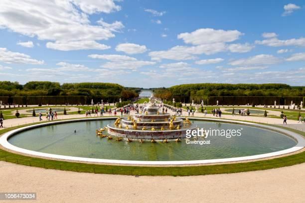 Bassin de Latone in Versailles