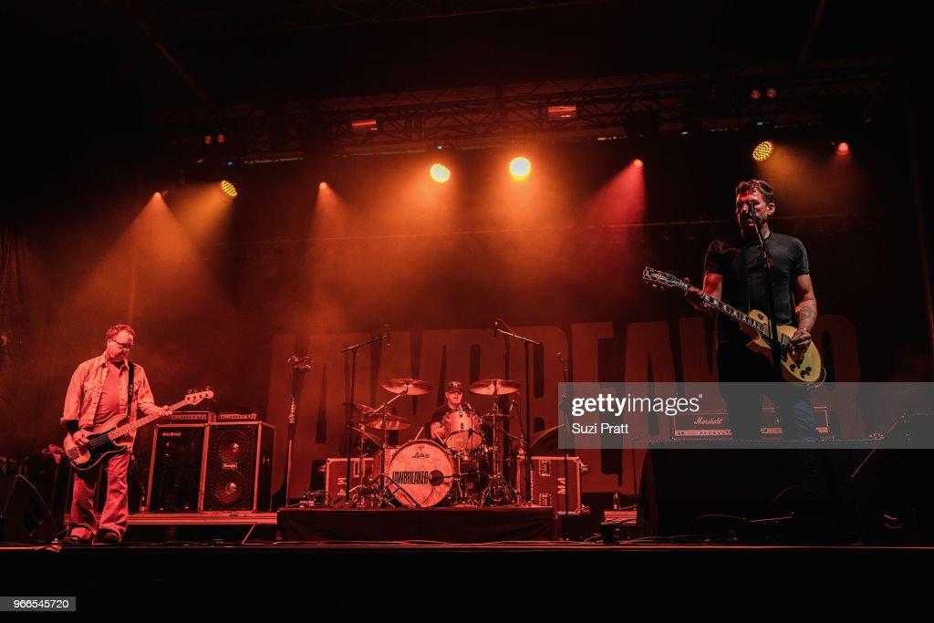 2018 Upstream Music Fest : News Photo