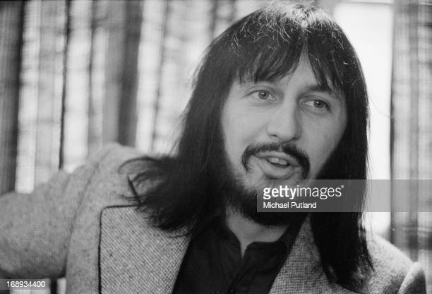 Bassist John Entwistle , of English rock group The Who, 24th April 1973.