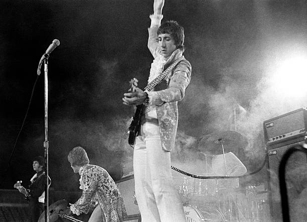 """The Who"" Perform In Flint For Keith's 20th"