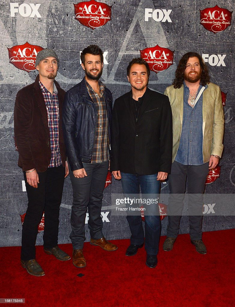 2012 American Country Awards - Arrivals : News Photo