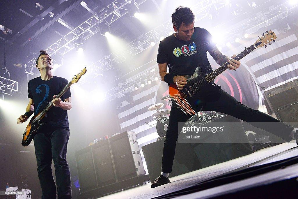 Blink-182 In Concert - Bethlehem, PA