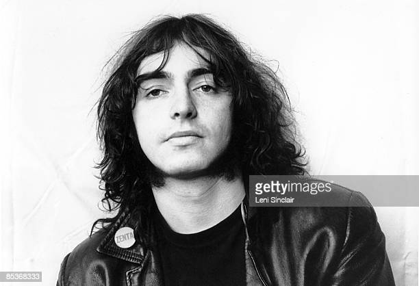 Bassist Michael Davis of The group MC5 poses for a portrait in 1969 in Detroit Michigan