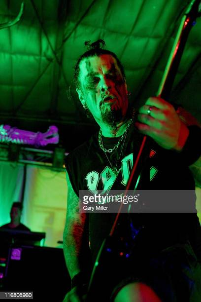 Bassist Paul Raven of Killing Joke and Ministry seen here performing at La Zona Rosa in Austin TX on July 20 was found dead in Geneva Switzerland of...