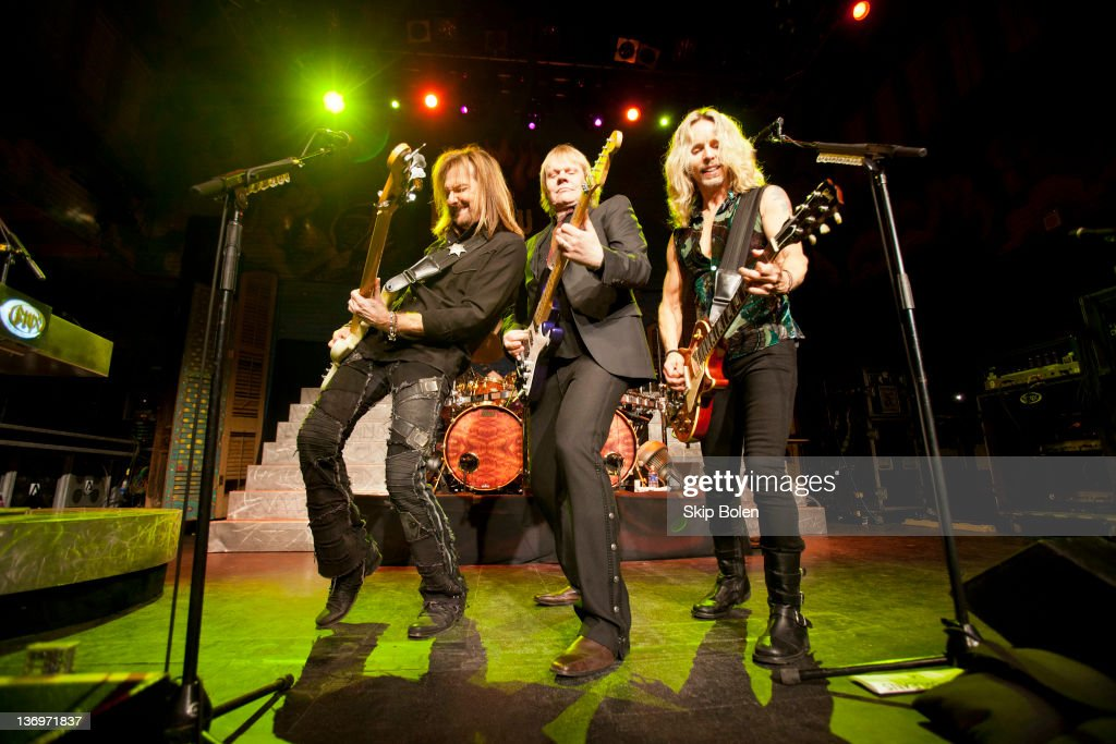 Styx In Concert : News Photo