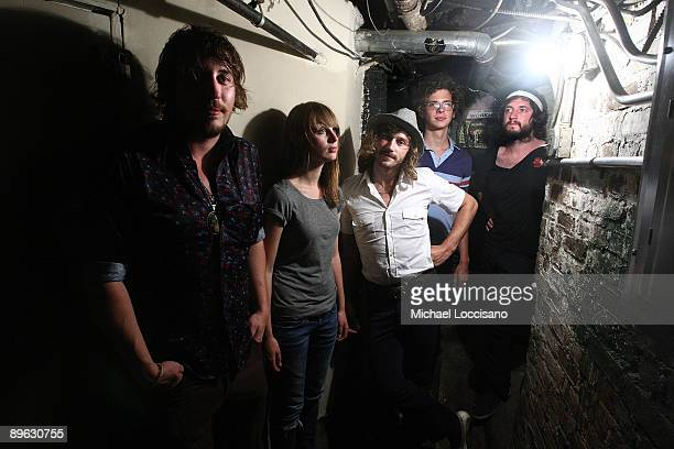 Bassist Zachary Scott Carothers synthesist Zoe Manville guitarist and vocalist John Baldwin Gourley keyboardist Ryan Neighbors and drummer Jason...