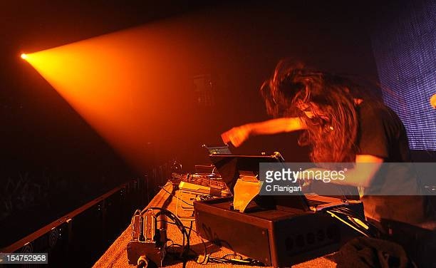 Bassnectar performs at Austin Music Hall on October 12 2012 in Austin Texas