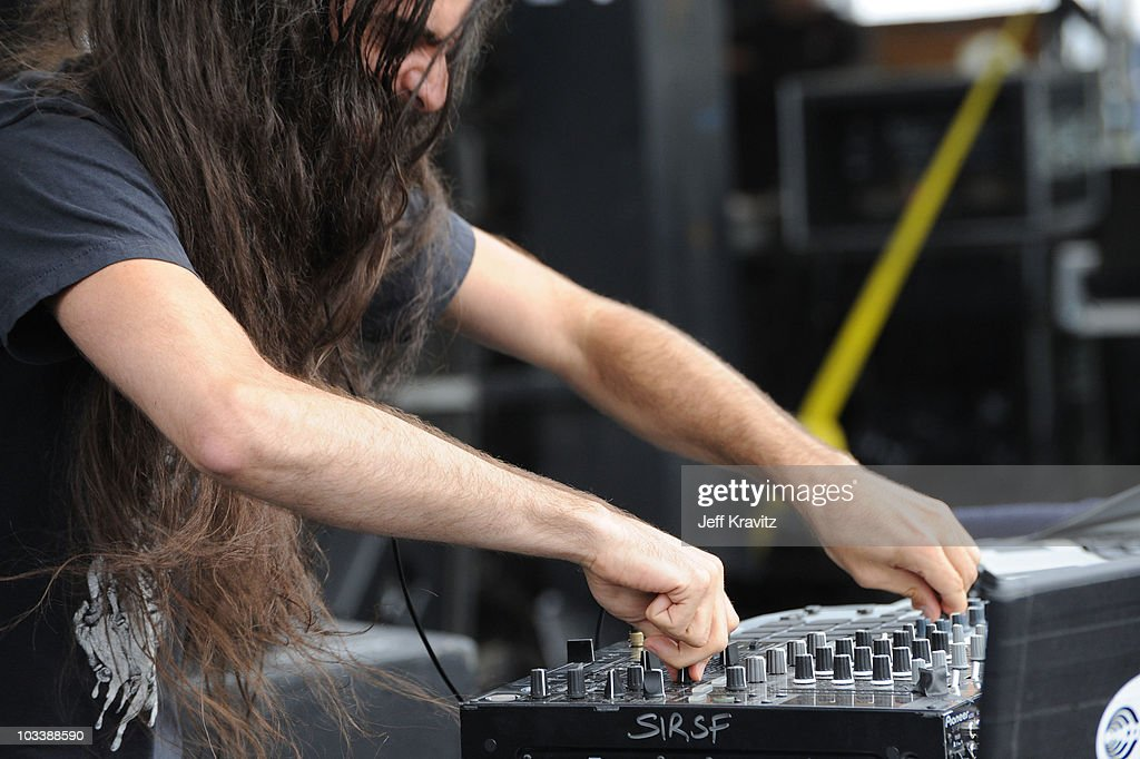 Bassnectar performs at the 2010 Outside Lands Music and Arts Festival at Golden Gate Park on August 14, 2010 in San Francisco, California.