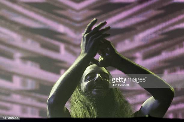 Bassnectar performs live at the Pemberton Music Festival on July 14 2016 in Pemberton Canada