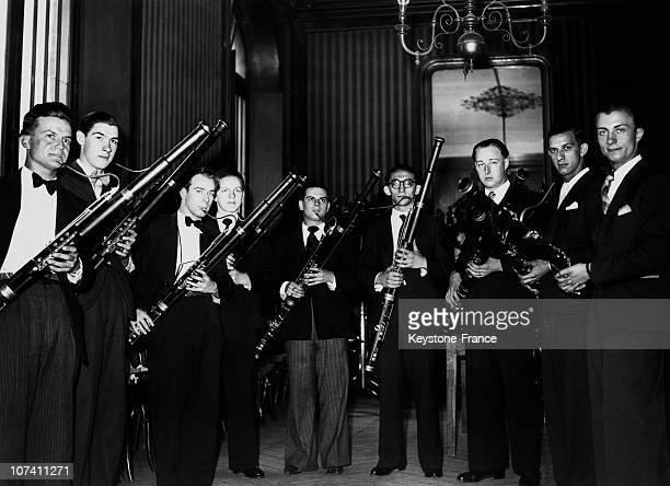 Bassoon Competition At The Conservatory On June 15Th 1939