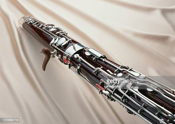 bassoon - bassoon stock pictures, royalty-free photos & images