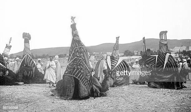 Bassours during a marriage Algeria by 1910 CAP 1674