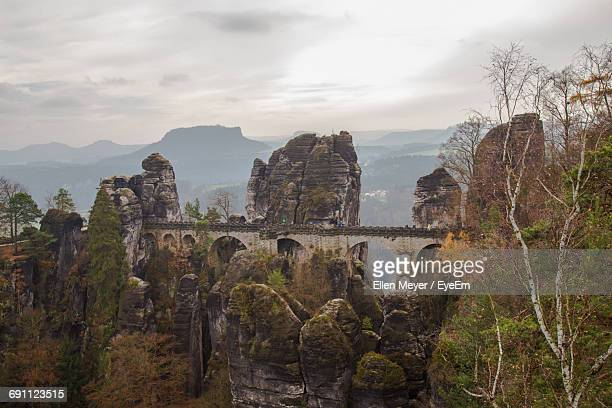 Bastei Bridge From Germany