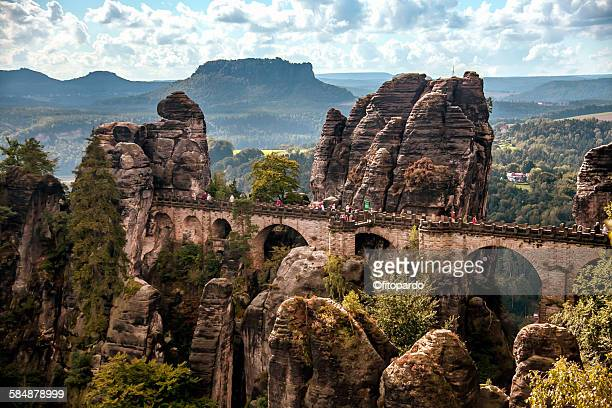 Bastei Saxon Switzerland