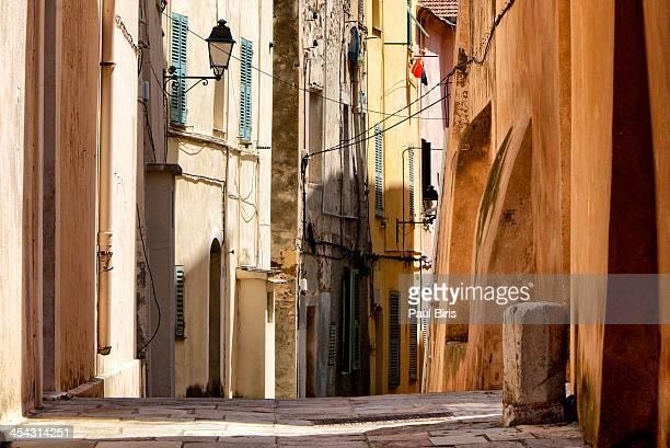 Bastia  Old Town Street View